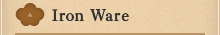 Iron Ware